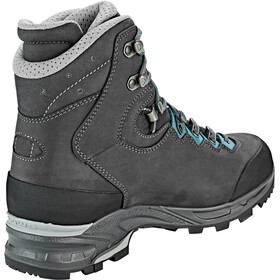 Lowa Mauria GTX Shoes Women anthracite/petrol